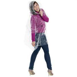 """Poncho de chuva - futebol """"Xina"""""""