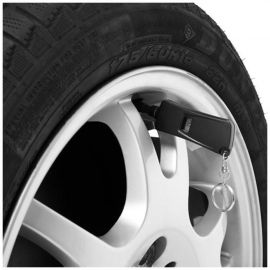 "Medidor digital de pressão de pneus ""Slickz"""