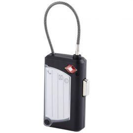 "Etiqueta e cadeado de bagagem TSA ""Phoenix"""