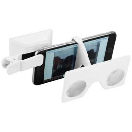 Conjunto de óculos de realidade virtual com lentes 3D