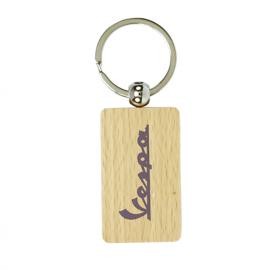 Porta-chaves, rectangular