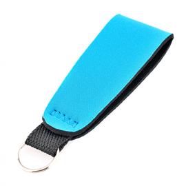 Porta chaves colorido em neoprene 3mm