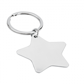 Porta-Chaves com Estrela