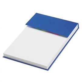 Bloco de notas com post-it, 80 folhas