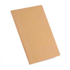 Bloco de notas A5 Reciclado com 40 folhas lisas