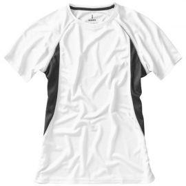 "T-shirt de manga curta senhora ""Quebec"""