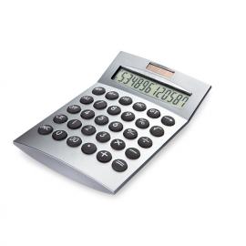 Calculadora solar de 12 dígitos.