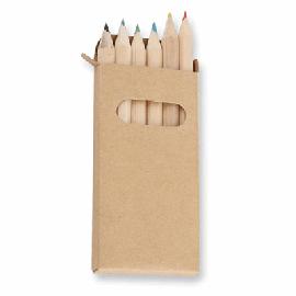 Caixa Lápis Cores