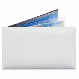 Porta-cartões Horizontal 6 Cartões
