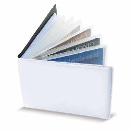 Porta-cartões Horizontal 40 Cartões
