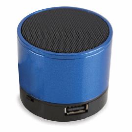 Altavoz Radio Aluminio  Bluetooth