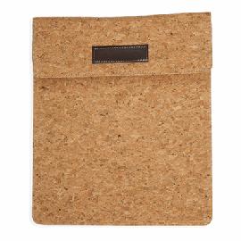 "Bolsa Cortiça Natural para Tablet 9,7"""