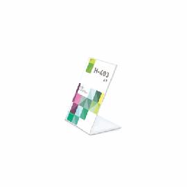 Portagráfica PVC Vertical A9