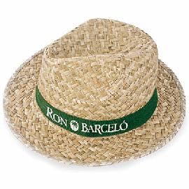 Chapéu Paja Capo Verdoso