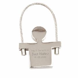 Porta-chaves Metal Menino