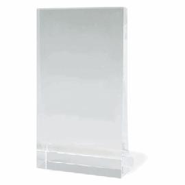Cristal Forma Rectangular