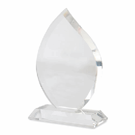 Cristal Forma Lagrima