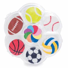 Set Borrachas Sport Ball