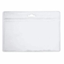Identificador PVC  12x9 cm