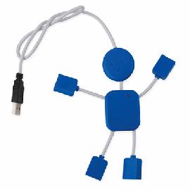 Porta USB Man 4 Portas 2.0