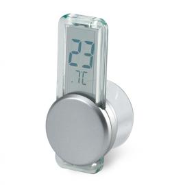 Termómetro LCD com ventosa