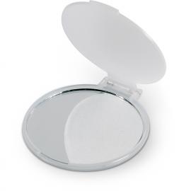 Espelho maquilhagem em carcaça de plástico