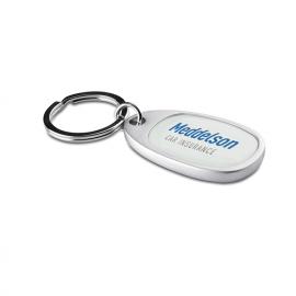 Porta-chaves liga de zinco