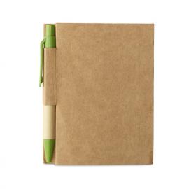 Caderno de bolso