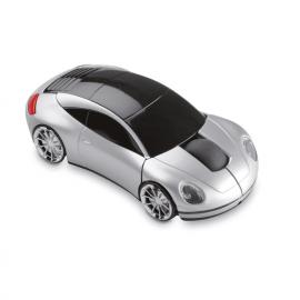 Rato sem fios em forma de carro