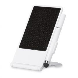 Suporte dobrável para smartphone com base anti deslizante