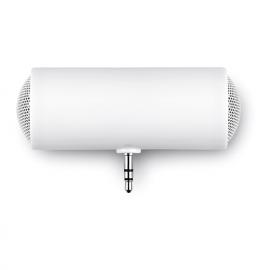 Coluna em ABS, adaptável a MP3 e 4, iPod®, iPad®