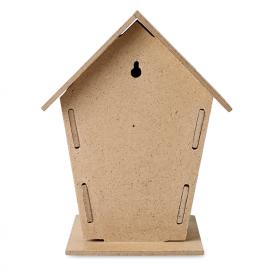 Construa a sua própria casa de pássaros