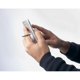 Supporte para o Smartphone em forma do anel.