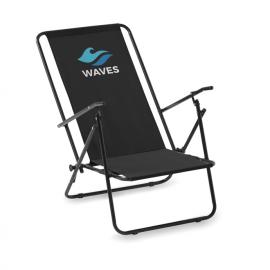 Cadeira para campo e praia em polyester 600D