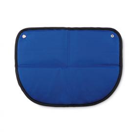 Esteira dobravel de assento em polyester.