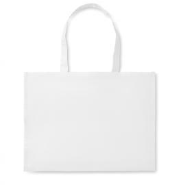Saco de compras tecido de papel