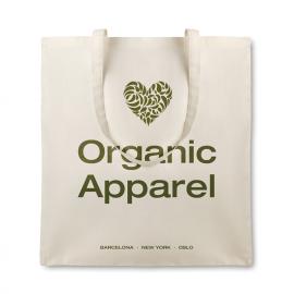 Saco de compras em Algodão organico