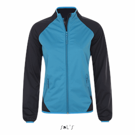 SOFTSHELL BICOLOR ULTRA LEVE PARA SENHORA ROLLINGS WOMEN