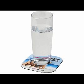 Base para copos quadrada Brite-Mat®