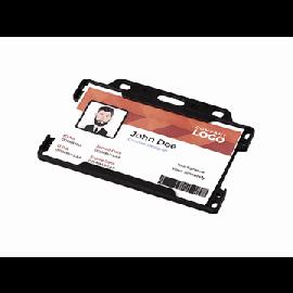Porta-cartões de plástico Vega