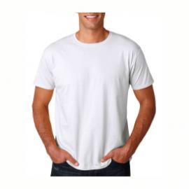 T-Shirt Homem Gola Redonda 180