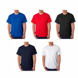 T-Shirt Homem Gola Redonda Heavy Cotton 180