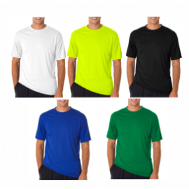 T-Shirt Homem Gola Redonda Técnica Performance Super Fit 135/140