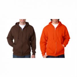 Sweatshirt Capuz e Fecho cima a baixo CORES 280/290 GRS