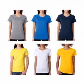 T-Shirt Senhora Gola Redonda 150/155 GRS