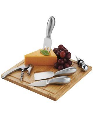 """Conjunto para vinho e queijo """"Mino"""""""