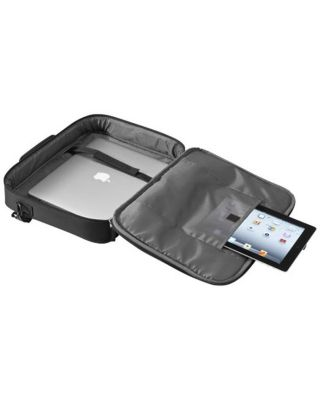 "Pasta para portátil e iPad de 15,6"""