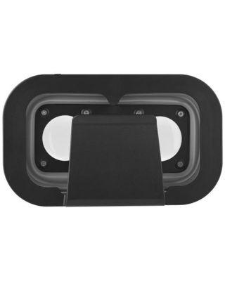 Óculos de realidade virtuais dobráveis em silicone