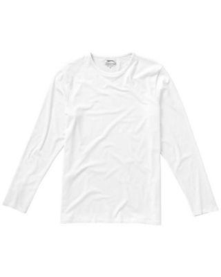 """T-shirt de manga comprida """"Curve"""""""