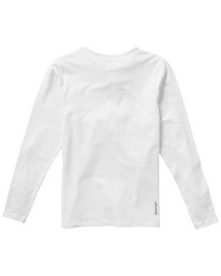"""T-shirt de manga comprida senhora """"Curve"""""""